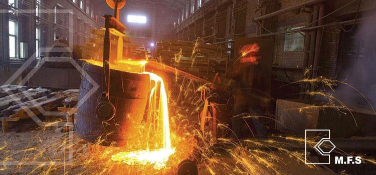 مصنوعات فلزی سنگین